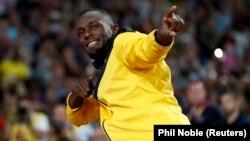 Usain Bolt u Londonu