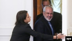 محمدجواد ظریف در مسکو