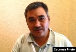 Абай Ерекенов, руководитель движения «Защитим Кокжайляу». Акмолинская область, 23 августа 2015 года.