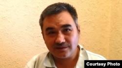 Житель Алматы Абай Ерекенов, вкладчик ЕНПФ.