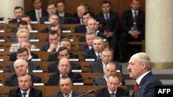 Александр Лукашенко обратился к народу со всей страстью