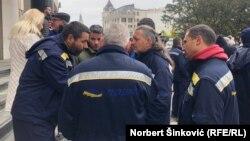 Radnici Pošte Srbije