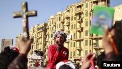 Протестите на плоштадо тахрир