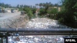 جانب من نهر خريسان