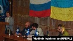 Установчий з'їзд «Російського центру» в Києві, 11 жовтня 2015 року
