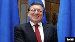 Претседателот на ЕК Жозе Мануел Баросо