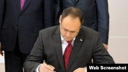 Колишній голова Державного агентства з інвестицій та управління національними проектами (Держінвестпроекту) Владислав Каськів