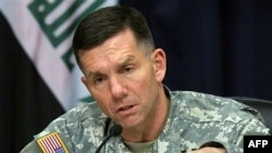ژنرال کالدول:ما ميدانيم که چگونگی سرهم کردن و نصب آنها-بمب ها-، در ايران آموزش داده می شود