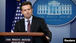 جاش ارنِست، سخنگوی کاخ سفید