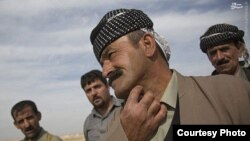 """An image from the photo gallery """"The Elders Who Are IS's Nightmare,"""" published by Shafaf News."""