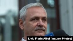 Liderul PSD, Liviu Dragnea
