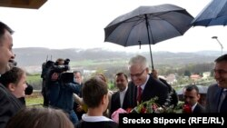 Predsjednik Hrvatske u posjetu Skopaljskoj Gračanici i Bugojnu