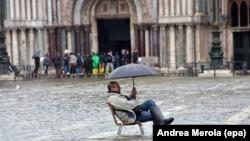 Turista u Veneciji, 2013., ilustrativna fotografija