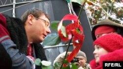 Юрій Луценко (Архівна фотографія, 17 січня 2009 року)