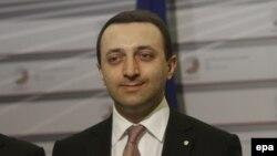 Грузия собиқ бош вазири Ираклий Гарибашвили.