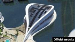 مشروع مكتبة بغداد المركزية الجديدة