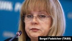 Председатель ЦИК России Элла Памфилова.