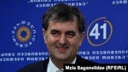 Грузияның жазаның орындалуын қадағалау министрі Созар Субари.