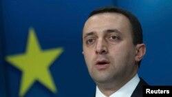 Kryeministri i Gjeorgjisë, Irakly Garibashvili.