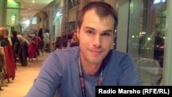 "Австри-- Нохчийн кинорежиссер Магомадов Руслан, Шен ""ЦIа"" филмо даьккхина совгIат схьаэца веъна иза Вене, 22Гез2012"