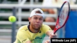 Chisinau-native Radu Albot has now won more than $2 million dollars in prize money.
