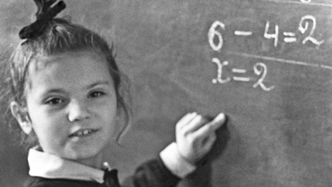 Советские школьники разоблачают мифы о советском образовании