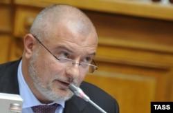"""Андрей Клишас, один из авторов законопроекта об """"оскорблении гимна"""""""