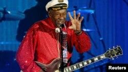 Chuck Berry, Monako, 28 mart 2009