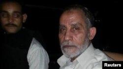 Духовний лідер Мусульманського братства Мухамед Баді