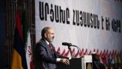 Մենք այլևս չունենք Հայաստանի օրակարգ և Սփյուռքի օրակարգ, մենք ունենք մեկ համազգային օրակարգ. Փաշինյան