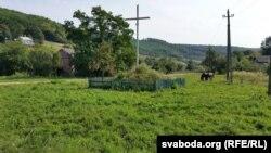 Крыж памяці загіблых змагароў за Ўкраіну