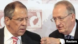 Сергей Лавров и Антонио Мариа Коста