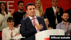Macedonian Social Democratic Union leader Zoran Zaev is set to end the 11-year reign of the ruling nationalists.