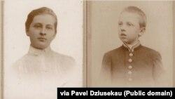 Алена і Сымон Вайніловічы