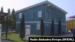 Еко зградата во Тетово