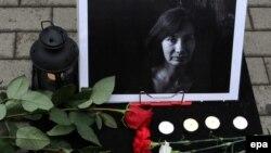 Десять лет назад Наташа Эстемирова спешила доделать недоделанные дела. Но не смогла. Ей помешали