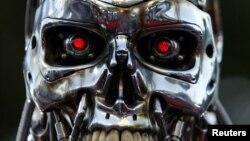 روباتی از فیلم ترمیناتور