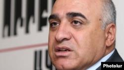 Председатель Союза промышленников и предпринимателей Армении Арсен Казарян (архив)