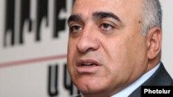 Глава Союза промышленников и предпринимателей Армении Арсен Казарян (архив)