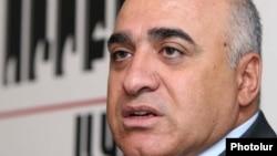 Председатель Союза промышленников и предпринимателей Армении Арсен Казарян