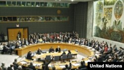 The UN Security Council met on April 5