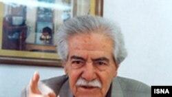 رضا ارحام صدر (عکس: ایسنا)