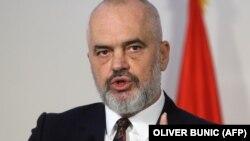 албанскиот премиерЕди Рама