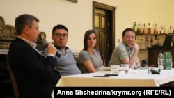 Дискуссии «(Полу)остров Крым: работа над ошибками»