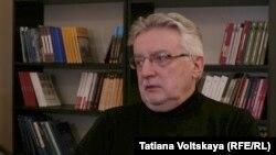 Ректор Европейского университета Николай Вахтин