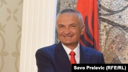 Albanian President-elect Ilir Meta (file photo)