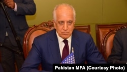 The U.S. State Department's Special Representative for Afghan Reconciliation Zalmay Khalilzad arrived in Islamabad on January 17 to meet Pakistani authorities.
