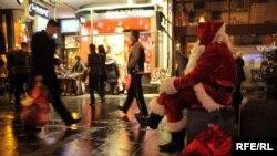 Белград чтит традиции Рождества на 25 процентов