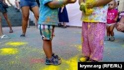 Феодосия: как прошел День физкультуры и спорта (фотогалерея)