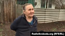 Жителька Катеринівки Марія відкрито спілкується з «Донбас Реалії»